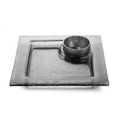 $150.00 Square Platter with Bowl