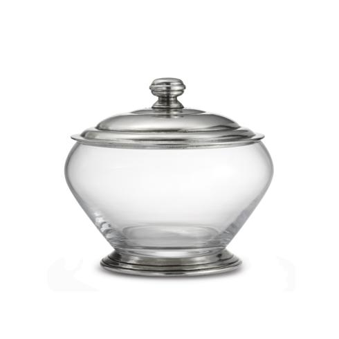 $230.00 Glass Canister