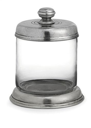 $220.00 Small Glass Canister
