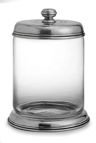 $300.00 Large Glass Canister