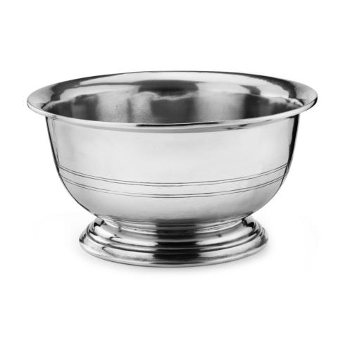 $892.00 Footed Serving Bowl