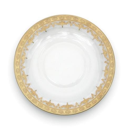 $112.50 Gold Dinner Plate