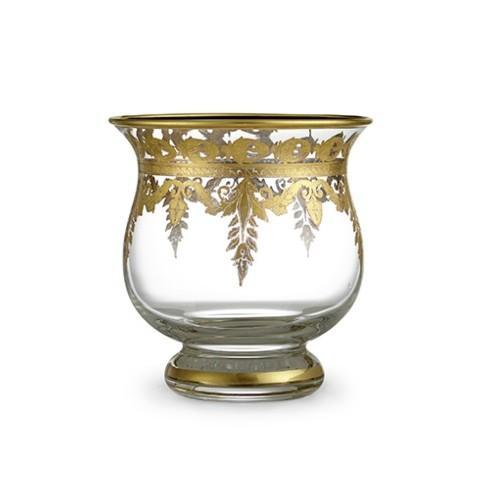 $126.00 Gold Votive Candleholder