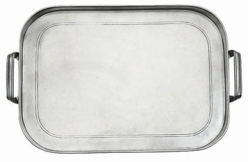 $892.00 Large Rectangular Tray