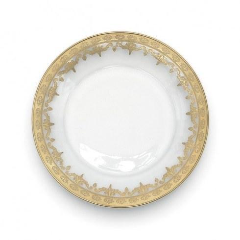 $108.00 Gold Salad/Dessert Plate