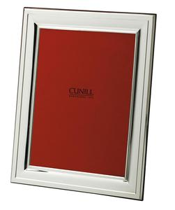$65.00 5x7 Cord Sterling Frame