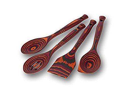 """$11.00 12"""" Rainbow Pakka Corner Spoon ILB-005"""