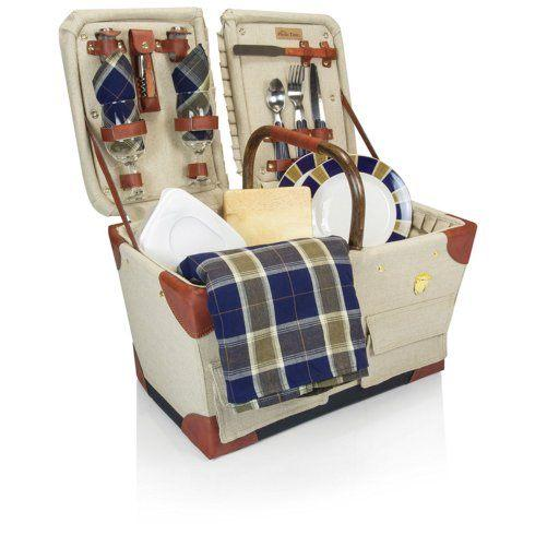 $134.00 Pioneer Picnic Basket PT-069
