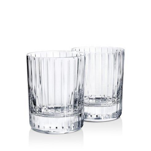 $280.00 Harmonie Double Old Fashioned set/2 BCR-133
