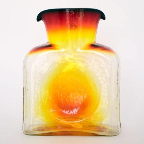 $69.00 Water Bottle Straight Optic Topaz BG-006