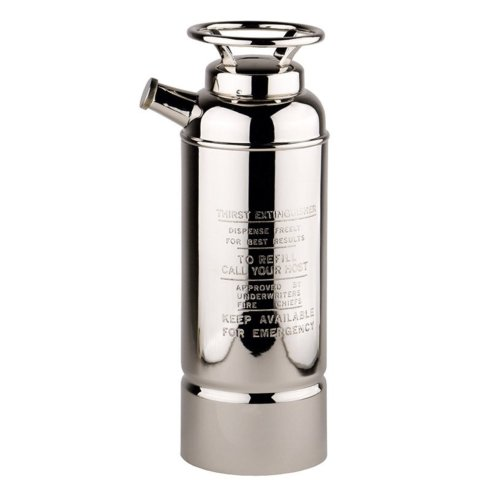 $161.00 Fire Extinguisher Cocktail Shaker AMO-042