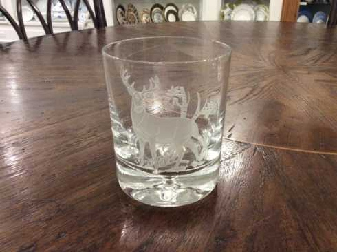 $199.00 Buck Double Old Fashioned Set of 4 JWD-121