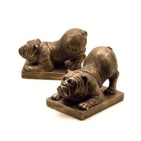 $49.50 Bulldog Bookends SPC-066