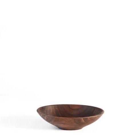 """$37.50 Black Walnut 7"""" Champlain Bowl ADP-037"""