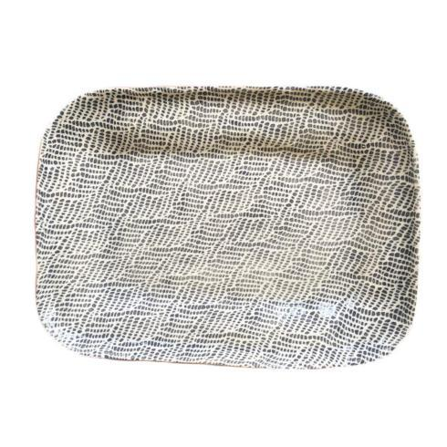 $146.00 Charcoal Braid Asparagus Tray TCI-061