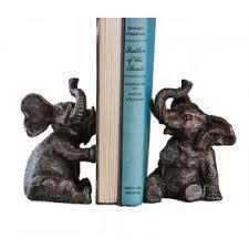 $90.00 Bronze Elephant Bookends/DES-142