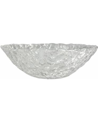 $7.00 Dapple Clear Cereal Bowl ARD-096