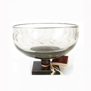 $176.00 Chalice Bowl Clear JBL-111