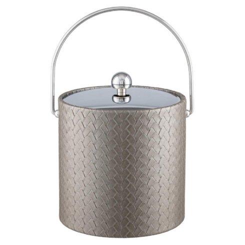 $45.00 3qt San Remo Silver Ice Bucket K-166