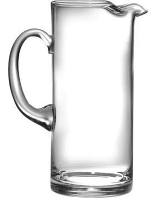 $40.00 Glass Cylinder Pitcher MAJ-115
