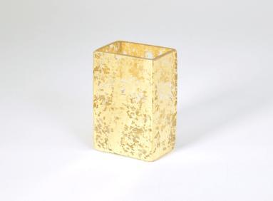 $26.00 Mini Vase Gold Wabi Sabi TCH-214