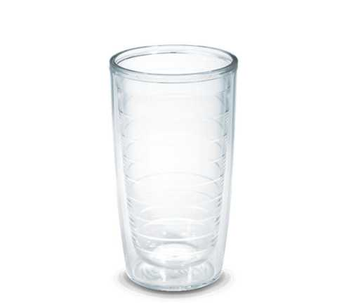 $10.50 Clear 16oz. Tumbler TTU-006