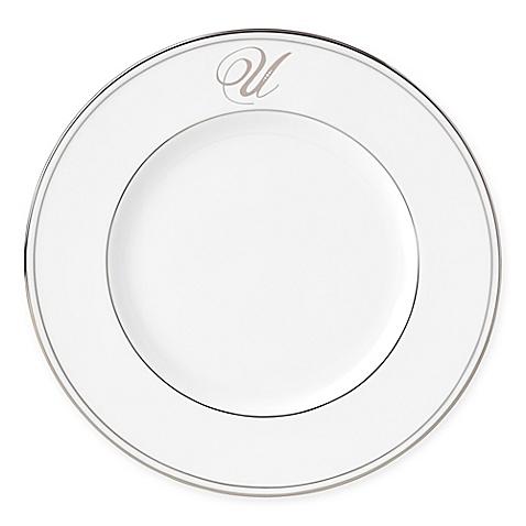 $35.00 Accent Plate - U