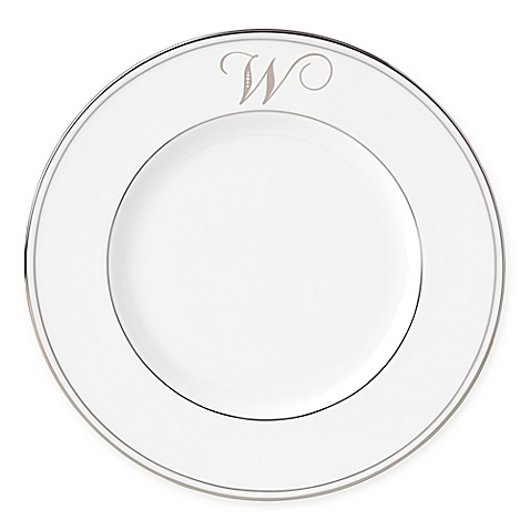 $35.00 Accent Plate - W