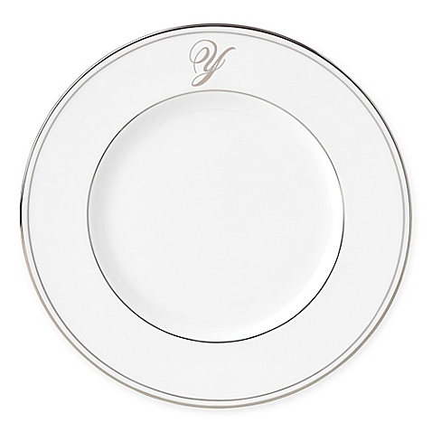 $35.00 Accent Plate - Y