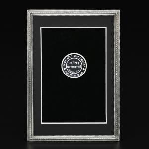 $84.00 Capstone Pewter 4x6 Frame