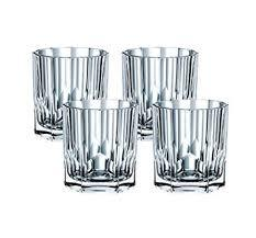 $40.00 Aspen Whiskey Glasses Set/4