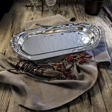 $147.00 Beatriz Ball Soho Galena Oval Platter