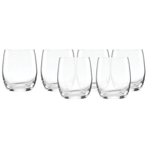 $54.00 Tuscany Classics Small Tumbler Set/6