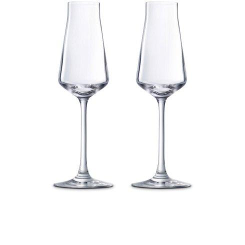 $220.00 CHATEAU BACCARAT FLUTES SET OF 2