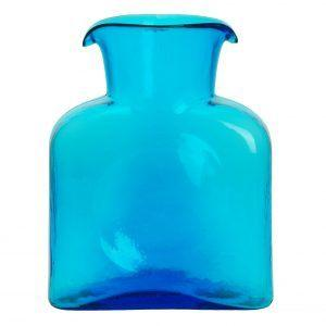 $53.00 Turquoise Water Bottle Pitcher