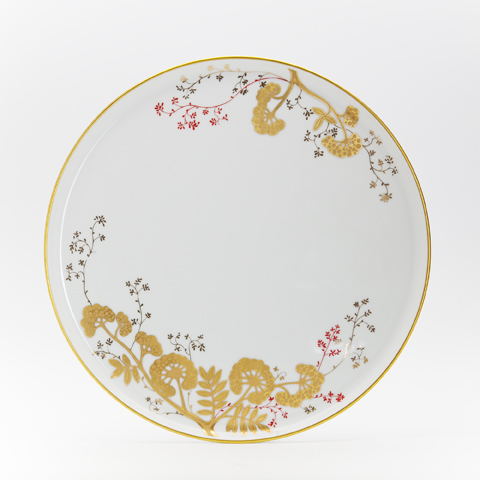 $585.00 Round cake platter