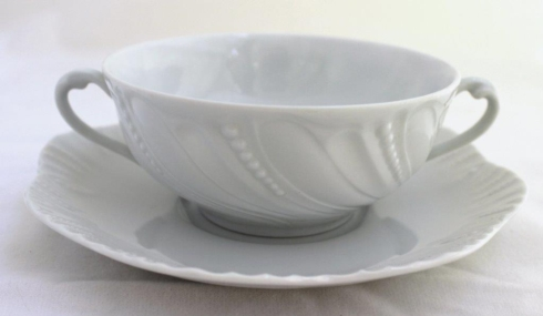 $65.00 Cream soup cup