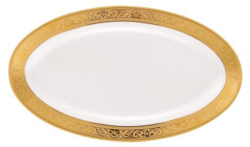 $225.00 Relish Dish Or Sauce Boat Tray