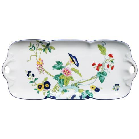 ... Rectangular cake platter Salad bowl Open vegetable Presentation plate Coffeepot  sc 1 st  William Stafford Jewelers & Royal Limoges Nymphea - Paradis bleu products
