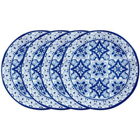 $46.00 Q Squared Talavera in Azul Serving Platter