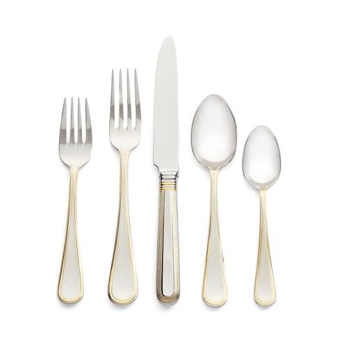 $85.00 GP 5PC FLATWARE