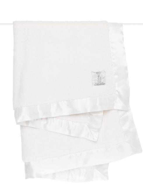 $86.00 Luxe Baby Blanket Cream