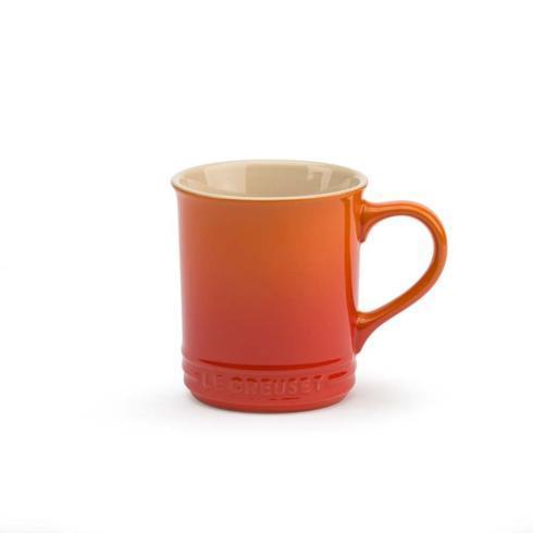 $15.00 Le Creuset Mug- Flame