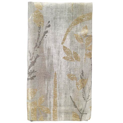 """$81.00 Gold  21"""" Napkin - Pack of 4"""