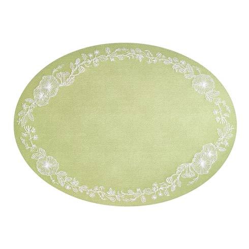 $144.00 Willow White Mats - Pack of 4