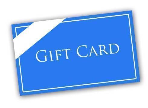 $0.00 Gift Card