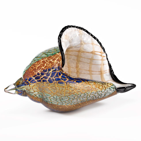 $139.00 Firestorm Large Conch Shell