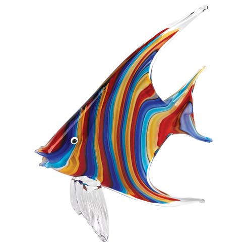 "$59.00 Rainbow Tropical Fish 10"""