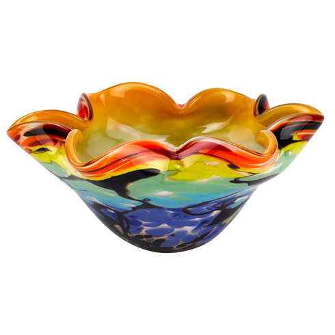 $65.00 Floppy 8.5 inch Centerpiece Bowl