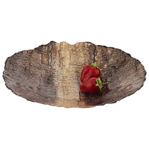 $35.00 Forest Low Bowl 12""